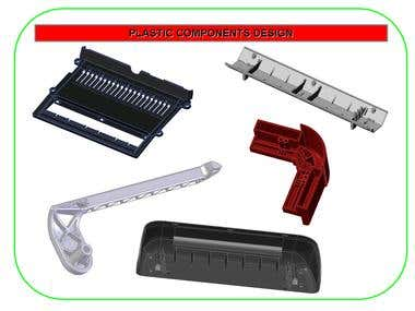 PLASTIC COMPONENTS DESIGN
