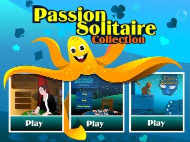 Card Game (passion solitaire)