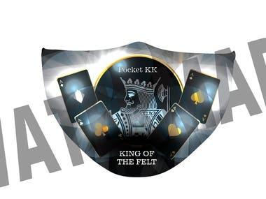Poker Mask design