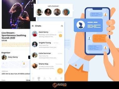 Kaveez: Social Networking Applicatio