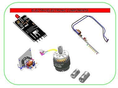ELECTRIC/ELECTRONIC COMPONENTS