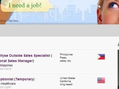 ASP.NET Job classifieds