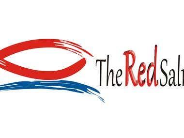 Red Salmon logo