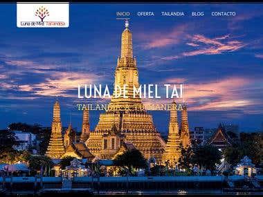 Luna de Miel Tailandesa