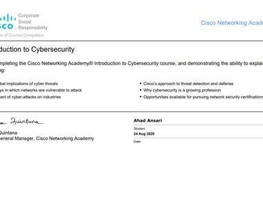 Cisco CyberSecurity