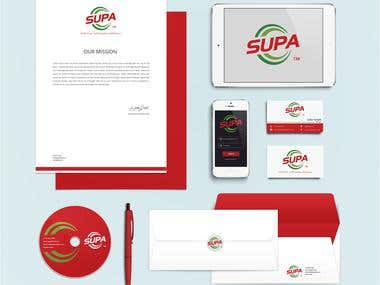 Corporate Identity for Client