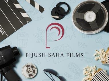 Pijush Saha logo