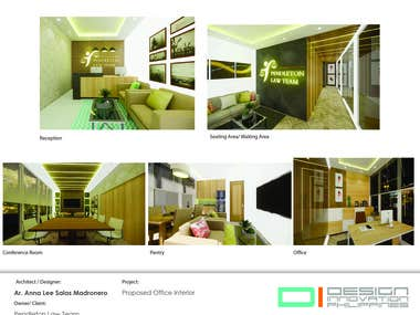 Interior Project Design