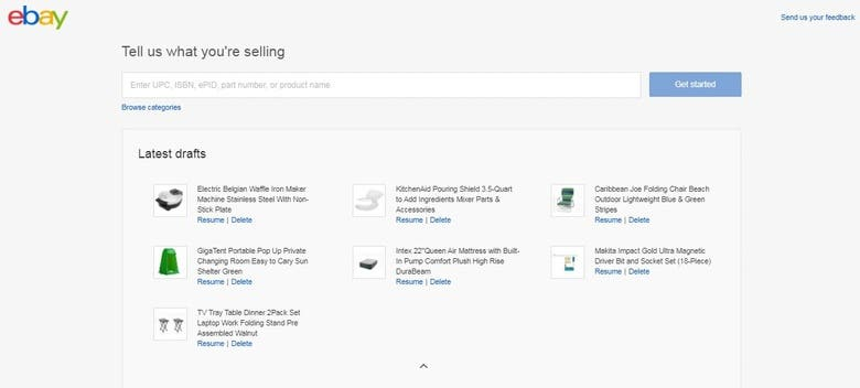 Ebay Product Research And Ebay Product Listings Freelancer