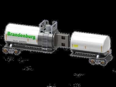 tanker usb