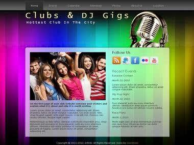 Clubs n DJ Gigs