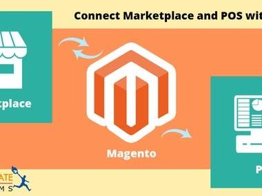 Customize Magento2 Webkul POS and Marketplace