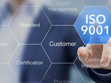 Implement ISO 9001 Certification
