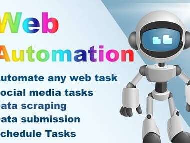 Web & Application Automation