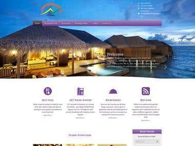 AV Hospitality WordPress