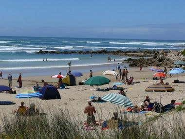 Images South African holiday destinations and things to do