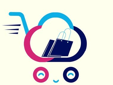 Logo design for marketing cloud