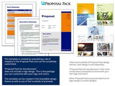 Grant proposal.