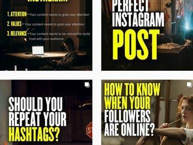 Quality Instagram Posts