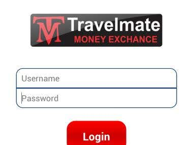 Travelmate Money Exchange App