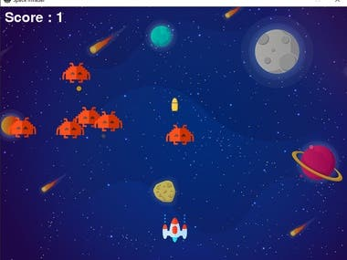 Python Game - UFO