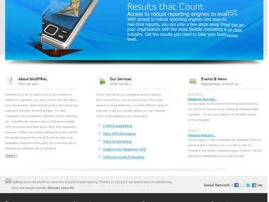 An online marketing company