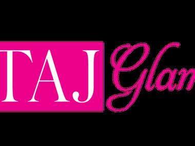 TAJglamour Logo