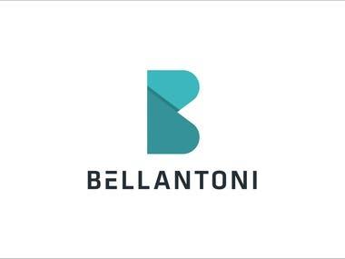 Brand identity Logo Bellantoni 01
