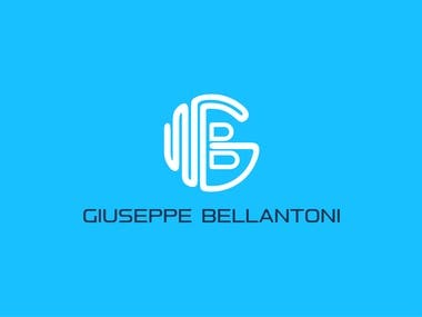 Brand identity Logo Giuseppe Bellantoni 02