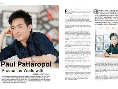 Around the World with Paul Pattaropol