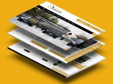 Sito Web - Immagine coordinata