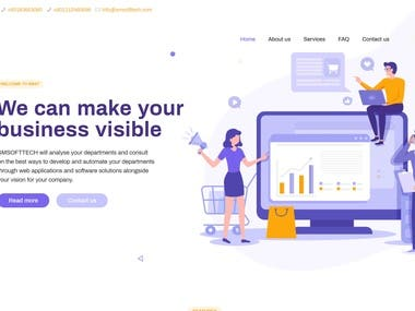 High Performance WordPress Website
