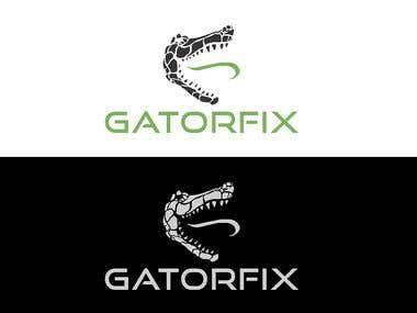 GatorFix logo