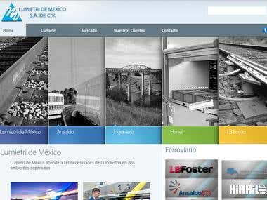 Template Configurated for client ::  Lumietri.mx