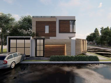 Duplex Design in KSA