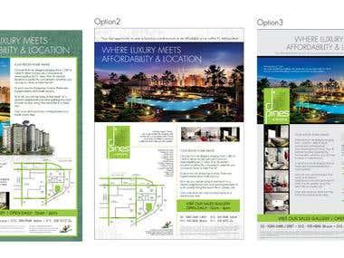 Property Magazine Ad
