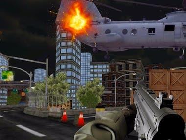 Shooting Game FPS 3D