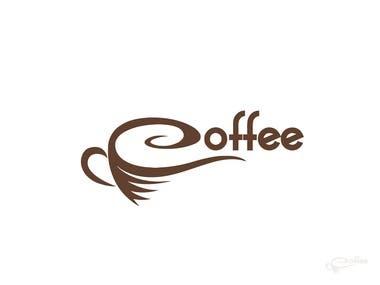 coffee Logo mark branding - logo folio 2020