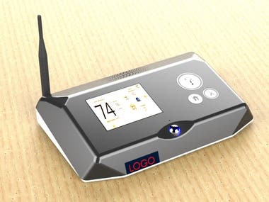 Home Security device 2