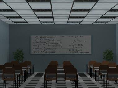 Architectural design, Class room