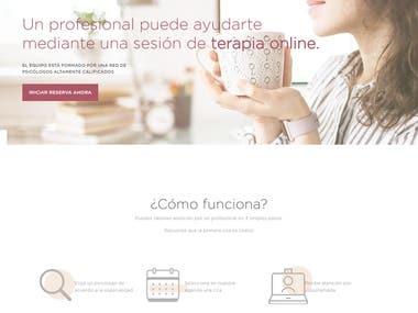 PHP Laravel Responsive CMS Website