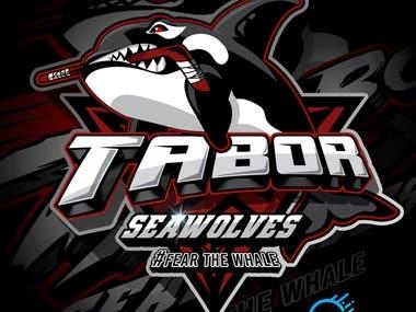 Diseño logo deportivo