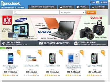 Gadget Reviews in Indonesian