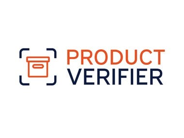 Product Verifier | Mobile Application Logo