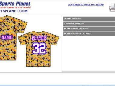 Tea-shirt Design & Preview