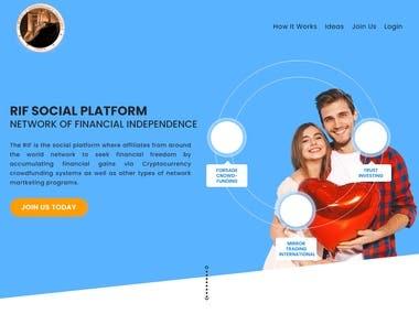 Social Network Website - 1got4.com