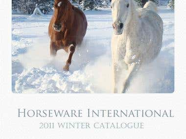 2011 Winter Product Catalog