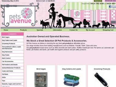 http://www.petsavenue.com.au