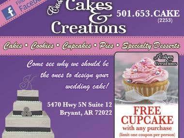 Custom Cakes & Creations