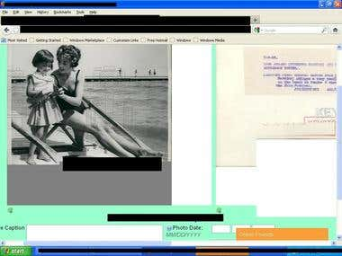 Research on Historic Images